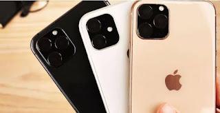 smartphone iPhone menggunakan komponen terbaik