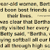 Clean Humor: These two elderly ladies loved playing Softball – then one went to heaven
