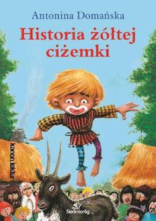 """""""Historia żółtej ciżemki"""" Antonina Domańska - recenzja"""