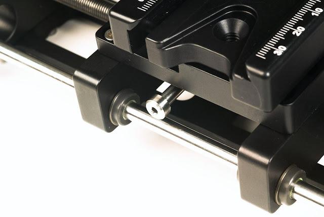 Hejnar MS5P-10-KS Linear Motion Sleeve Bearing detail