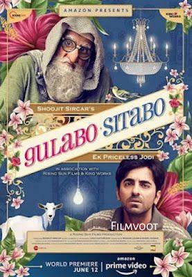 Gulabo Sitabo 2020 Full movie Download