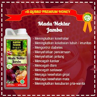 Jual Madu Al Qubro Premium Durian  Pusat Madu Al Qubro