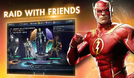 Injustice 2 Mod Apk Obb Download for Android Ios