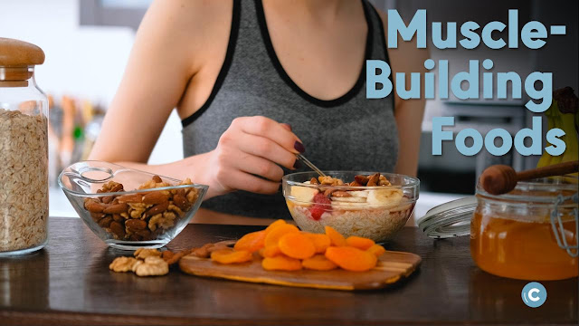5 Essential Nutrients And Vitamins For Muscle Building