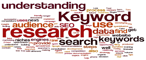 Search Keyword Discovery