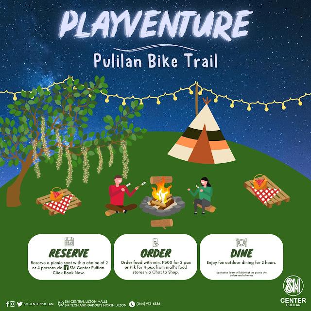 SM Center Pulilan, #SMPulilanPlayventure, #SMPulilanBikeTrail, #EverythingsHereAtSM