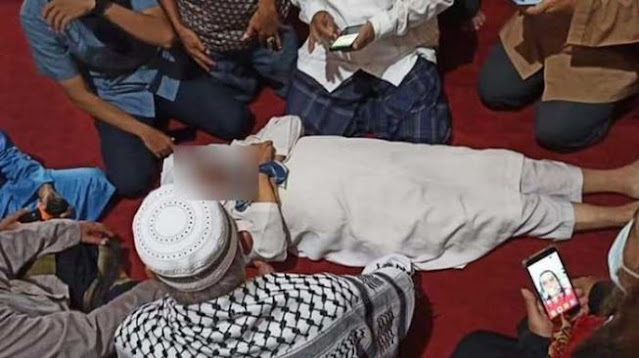 Imam Masjid Meninggal Saat Bacakan Khutbah, Dikenal Penghafal Alquran