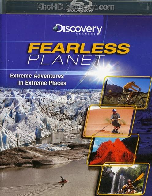 Hành Tinh Can Đảm - Fearless Planet