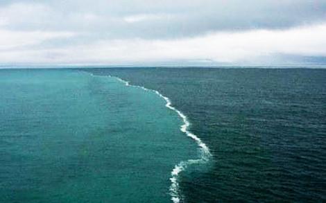 Εκπληκτικό: Όταν η Βαλτική «συναντά» τη Βόρεια Θάλασσα! (βίντεο)