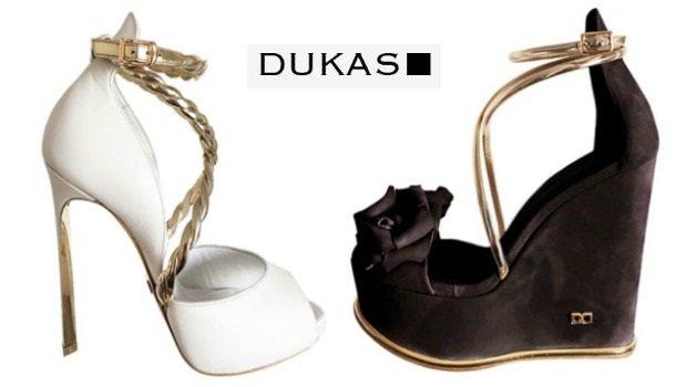 01b3031ec2 Περιμέναμε πως και πως να κυκλοφορήσει η νέα συλλογή για τα παπούτσια Dukas  και επιτέλους