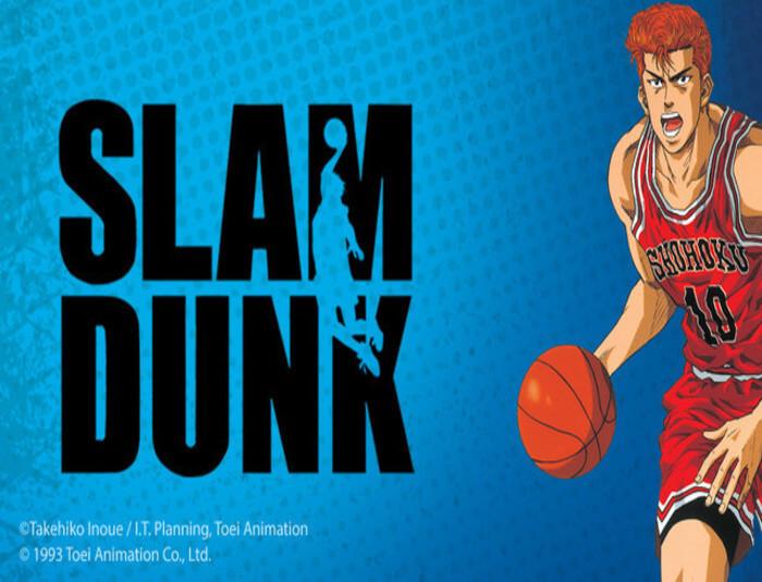 Slam Dunk Komik Legenda