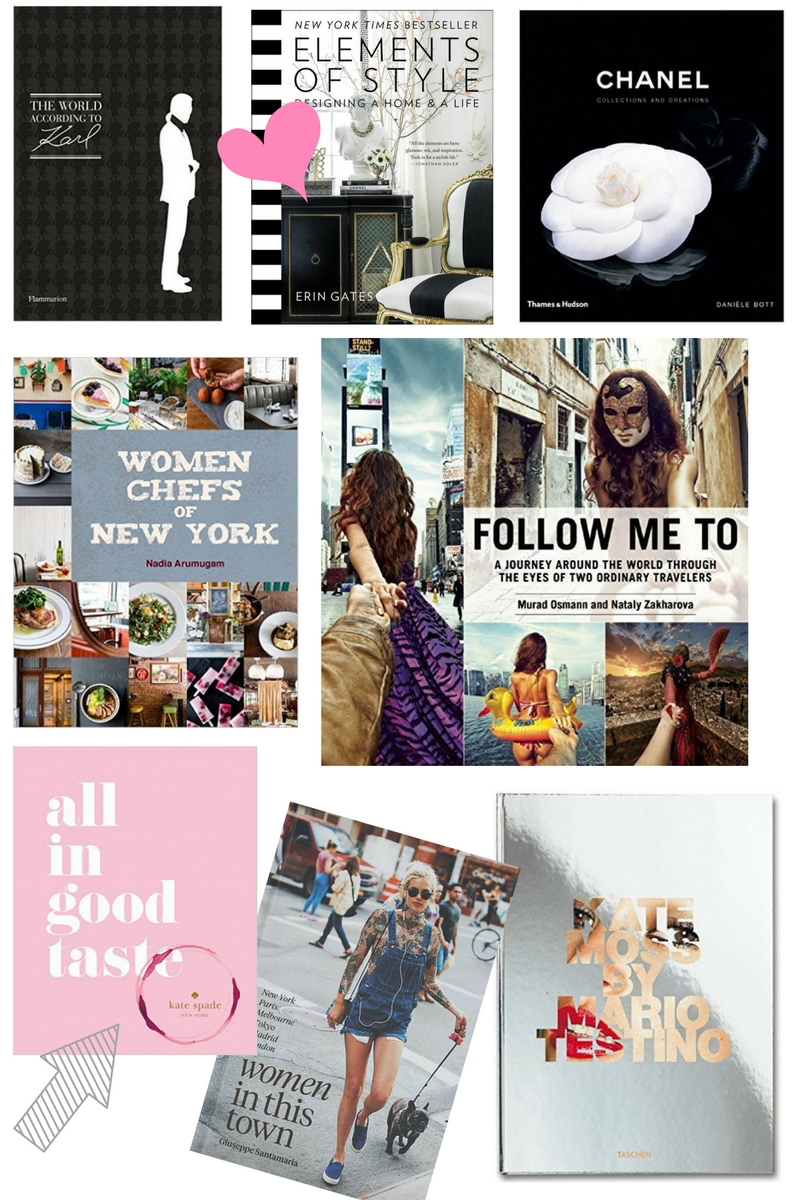 Want Get Repeat Blog Coffee Table Books