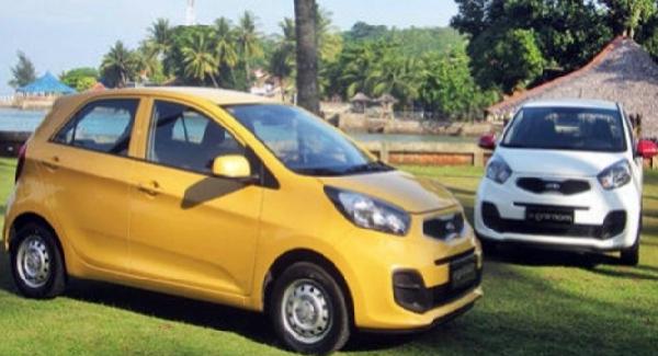 Mobil Tenaga Kapur