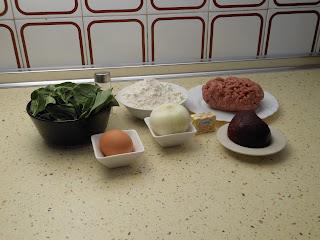 ingredientes para baozi