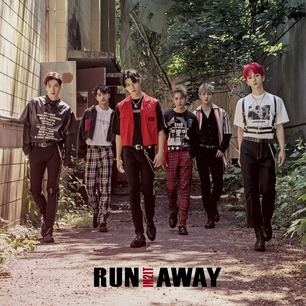 IN2IT – Run Away – Single (FLAC + ITUNES MATCH AAC M4A)