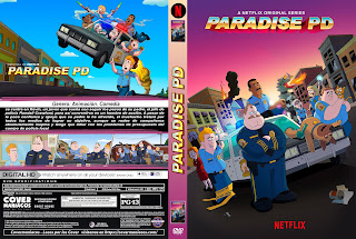 CARATULA PARDISE PD - [COVER - DVD - SERIES]