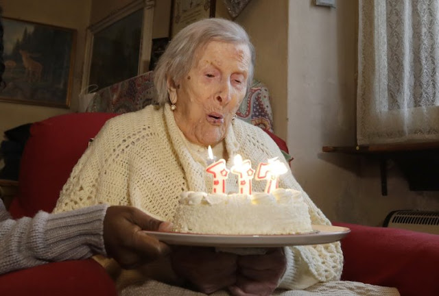 World's oldest person died at the age of 117
