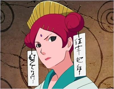 อุซึมากิ มิโตะ (Uzumaki Mito)