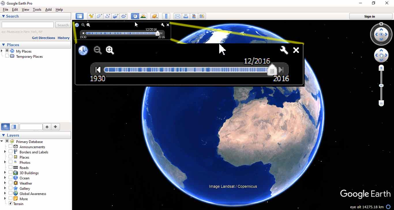 google earth version 6.2 free download