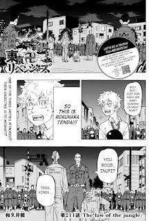 Read Tokyo Revengers Manga Chapter 211 English
