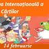 14 februarie: Ziua Internațională a Dăruirii Cărților