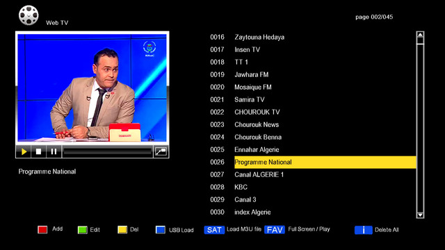 شرح طريقة إضافة ملف IPTV M3U لأجهزة الاستقبال  icone i3030,icone i3030,IPTV M3U ,Load M3U file,icone mini hd receiver,icone-tech,startimes,najmsat,icone satellite receiver,icone i 5000 hd,icone hd receiver,icone i1010, تفعيل الباتش و تحميل القنوات,IPtv Sharing,mise a jour et activation serveur sharing et iptv icone i3030,m3u file for simple tv,m3u file xbmc,m3u file converter,m3u file for iptv,m3u file itunes,m3u file player,m3u file kodi,m3u file format,Free IPTV,iptv m3u playlist url,iptv m3u files,iptv m3u english,iptv m3u file download,iptv m3u playlist url xbmc,iptv m3u playlist,iptv m3u playlist sky,