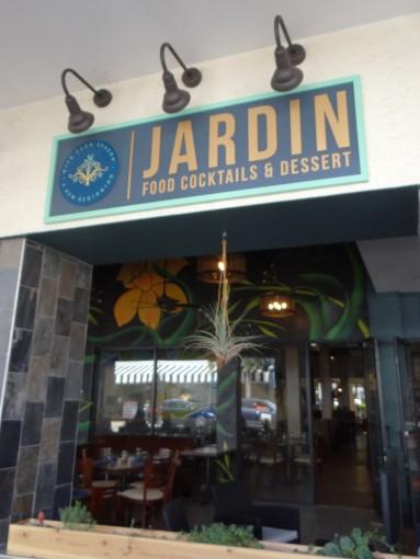 The west palm beach food tour stops jardin for Jardin west palm