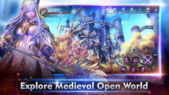 تحميل لعبة Aura Kingdom 2 مهكرة للاندرويد