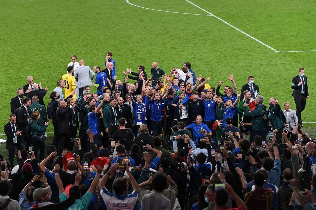 Italia campeón de la UEFA EURO 2020