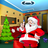 G4E Christmas Room Escape