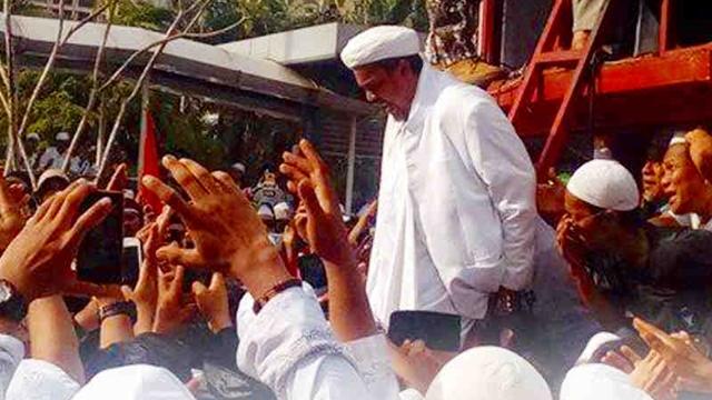 Rekonsiliasi dengan Jaminan Habib Rizieq Pulang, Demokrat Merespons