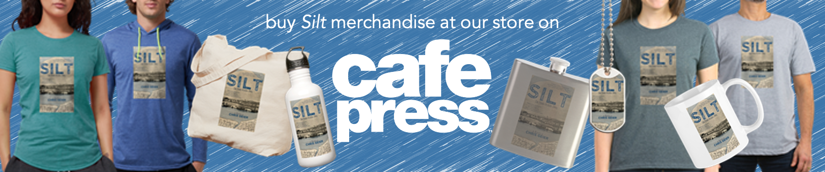 Buy Silt merchandise at Cafe Press
