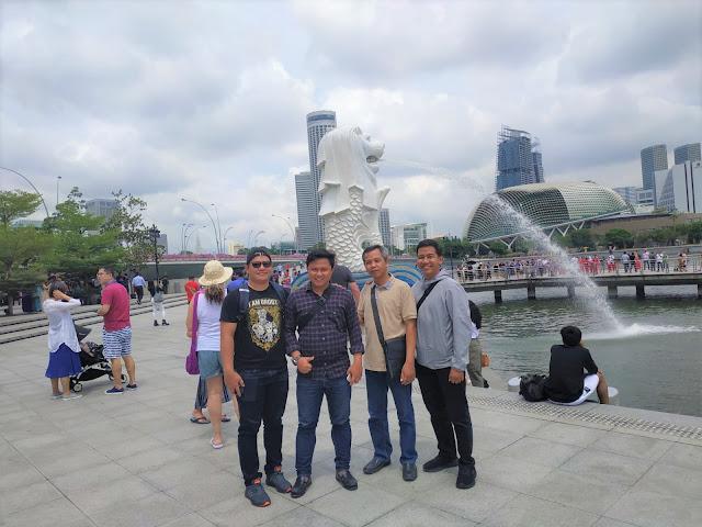 Paket Wisata Singapura Via Batam