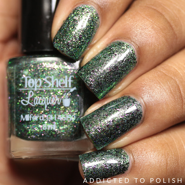 Top Shelf Lacquer The Grinch