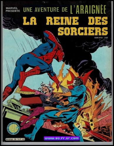 Comics de Marvel sur bd-pf-gf.com