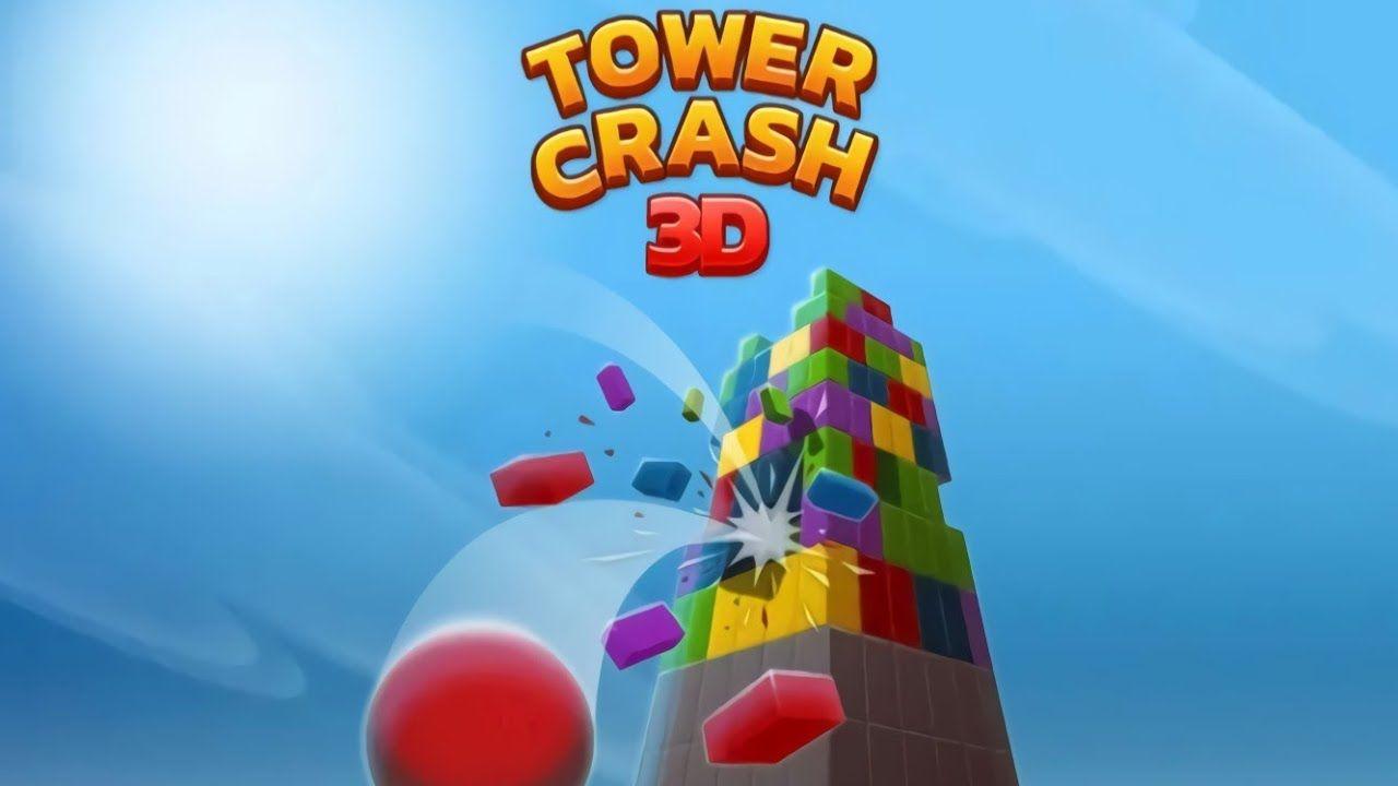 Tower Crash 3D