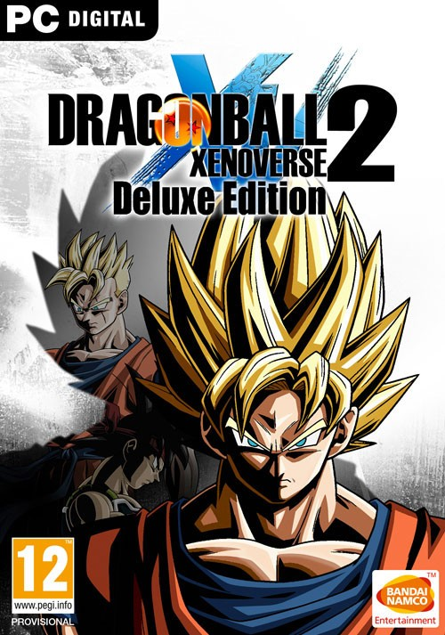 Descargar Dragon Ball Xenoverse 2: Deluxe Edition [PC] [Full] [Español] [ISO] Gratis [MEGA]
