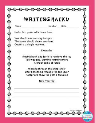 Freebie: Modern Haiku
