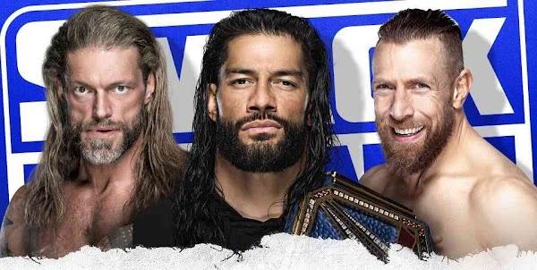 Repetición Wwe SmackDown 2 de Abril 2021 Full Show