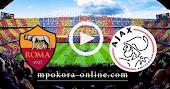نتيجة مباراة أياكس وروما كورة اون لاين 08-04-2021 الدوري الأوروبي