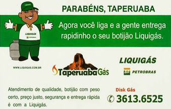 Taperuaba Gás