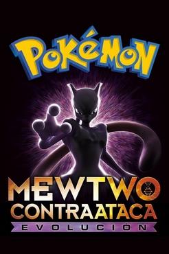 Pokémon Mewtwo contraataca Evolución (2019) Online hd