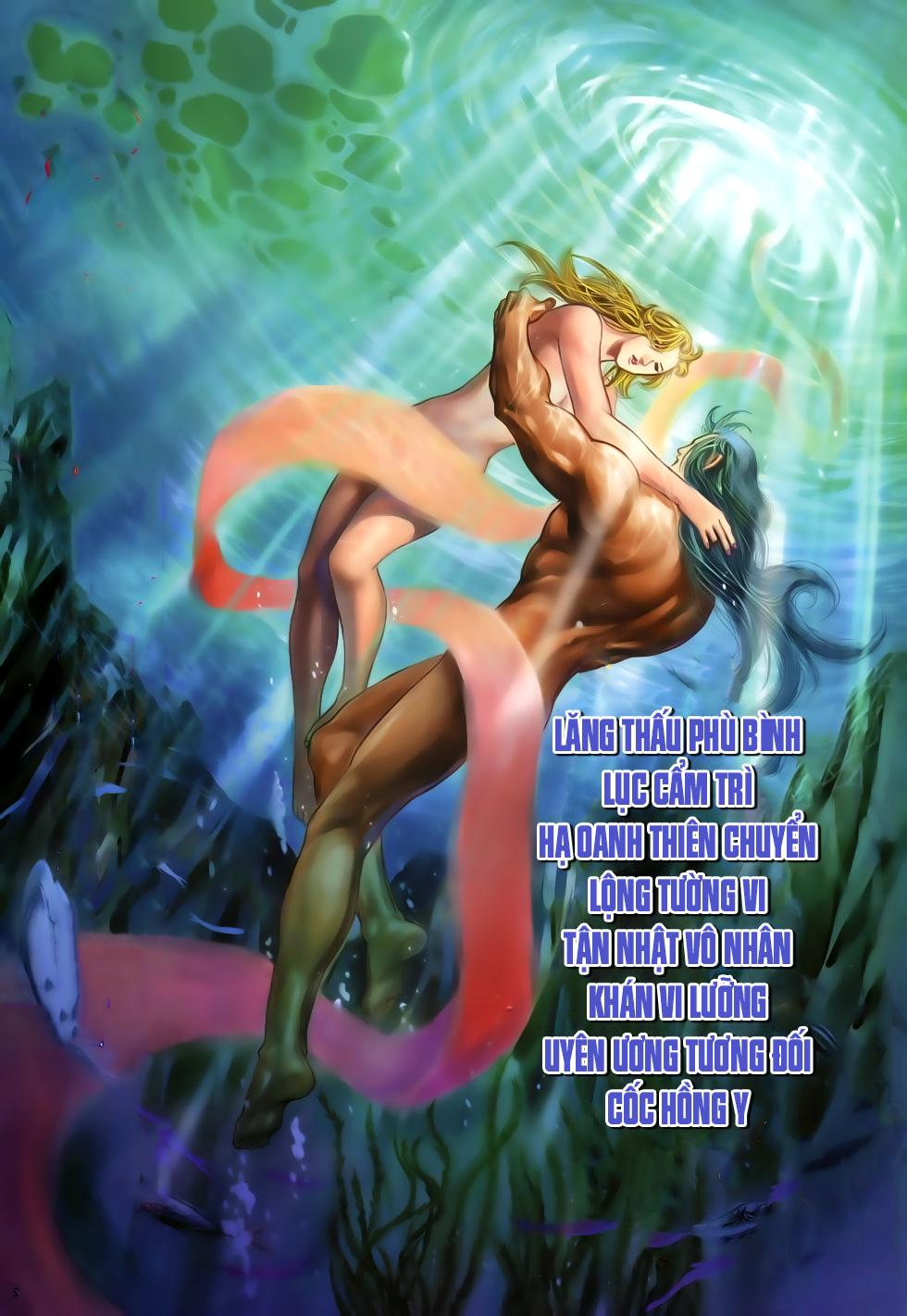 Anh hùng vô lệ Chap 16: Kiếm túy sư cuồng bất lưu đấu  trang 3