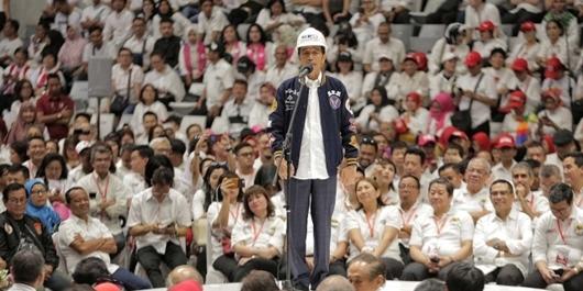 10.000 Pengusaha Deklarasi Dukung Jokowi-Ma'ruf Amin