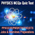 NTS Physics MCQs With Answers For Entry Test