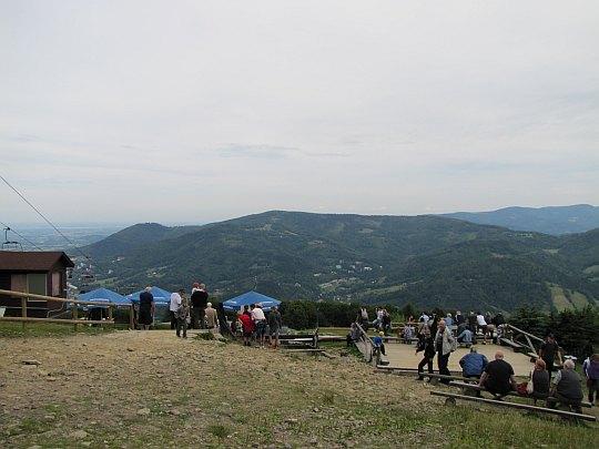 Stokłosica (770-850 m n.p.m.).
