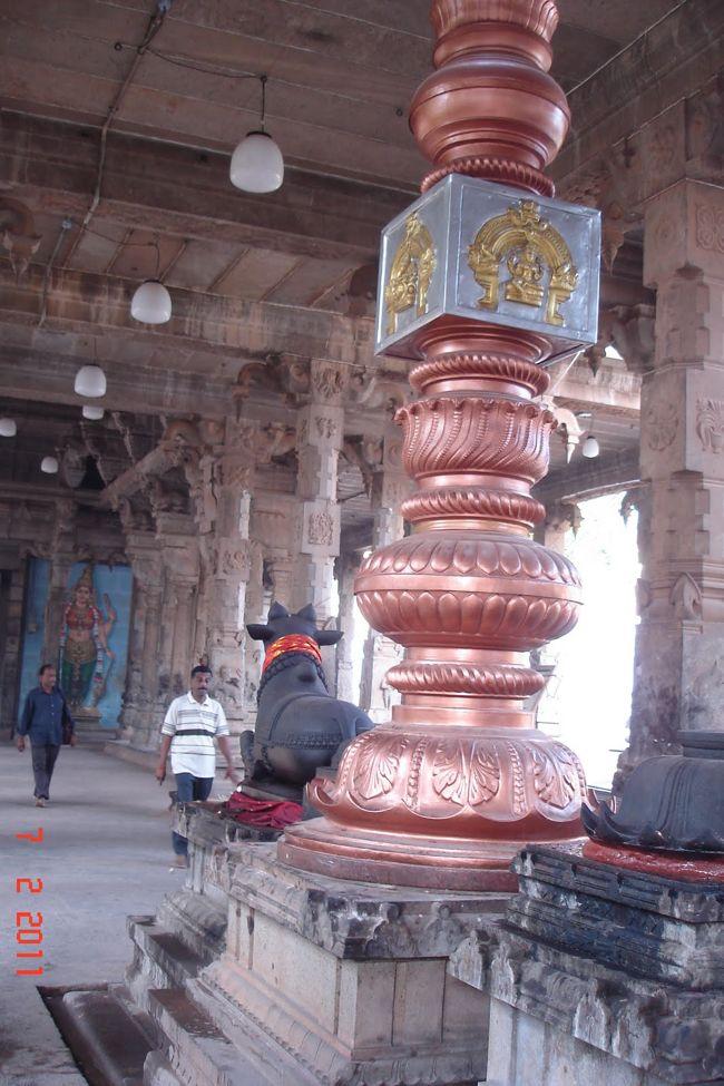 Kodimaram Of Sri Padaleswarar Temple