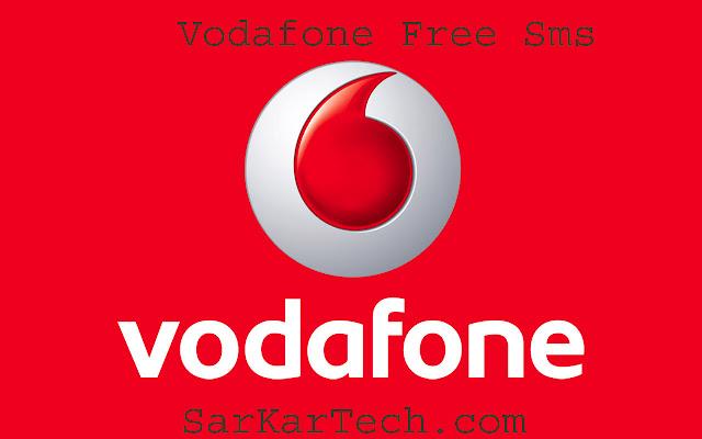 Vodafone Free sms