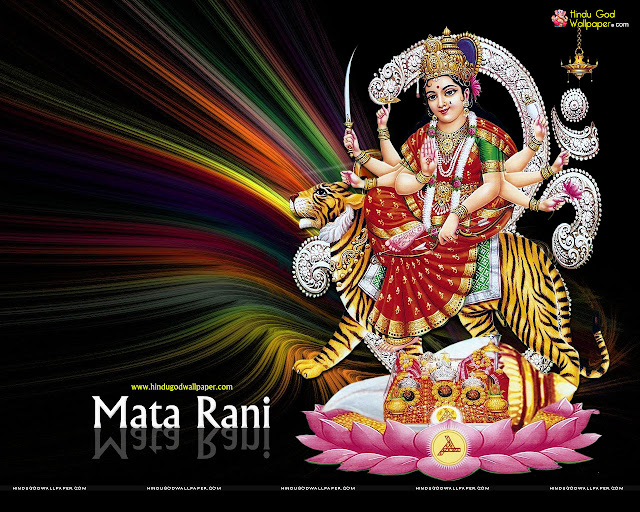Mata Rani Wallpaper
