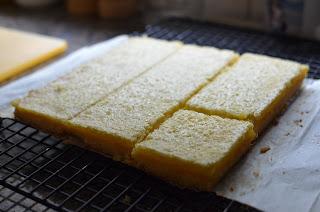 Lemon Bars Yellow Cake Mix Cream Cheese